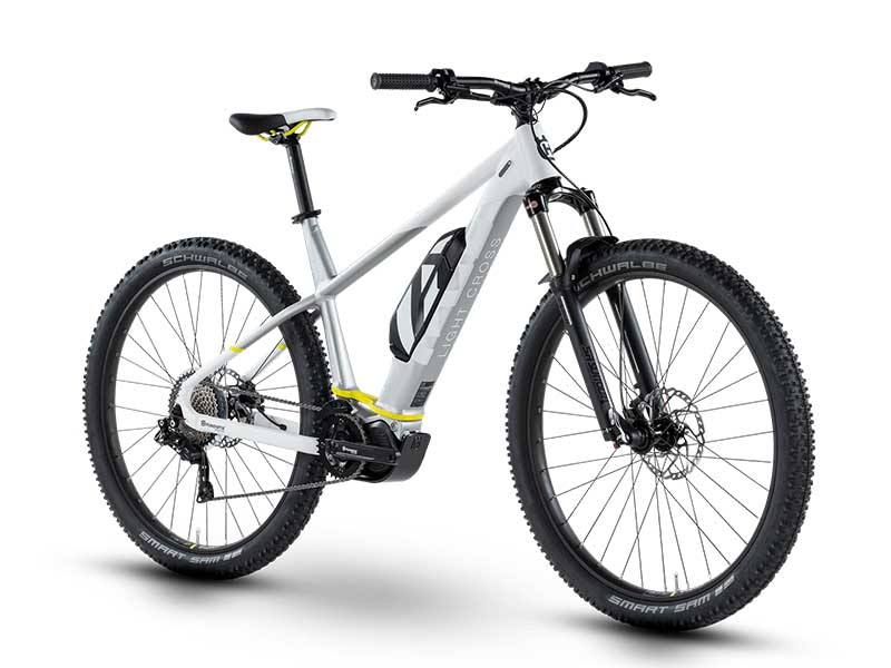 Foto Husqvarna Light Cross 4